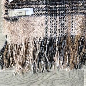 LOFT Blanket Scarf